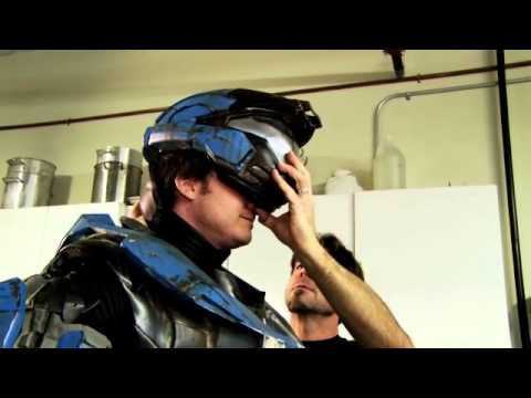 Halo Reach - The Making Of Deliver Hope Trailer