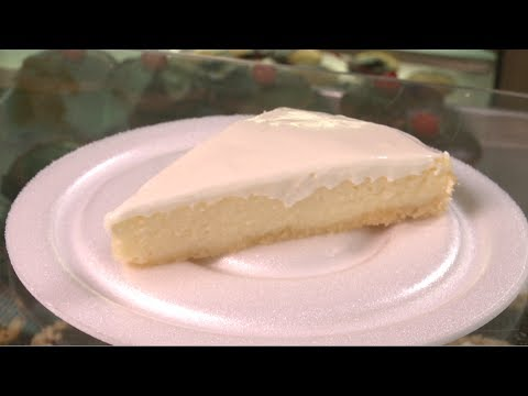 This old school bakery brings the cheese -- and we aren't just talking about their delicious cheesecake!