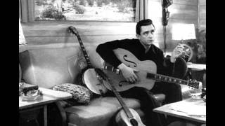 Watch Johnny Cash Slow Rider video