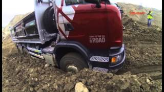 Scania Off Road Test Tour