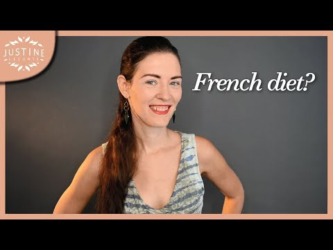 Why are French women so thin & the food so good?... |
