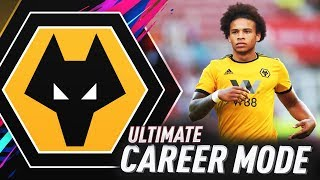 GETTING OUR FIRST 90 RATED PLAYER!!! FIFA 19 WOLVES ULTIMATE CAREER MODE #34