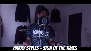 Harry Styles - Sign Of The Times (Cover By Brian Mendoza)