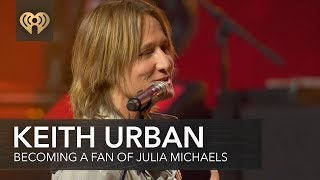 Download Lagu How Did Keith Urban Become A Fan Of Julia Michaels? | iHeartCountry Album Release Party Gratis STAFABAND