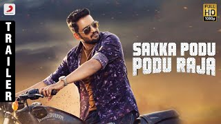 Download Sakka Podu Podu Raja - Official Tamil Trailer  | Santhanam, Vivek, Vaibhavi | STR 3Gp Mp4