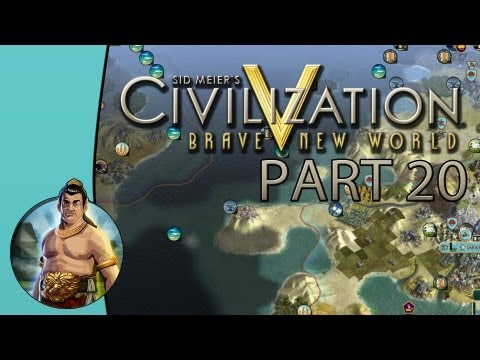 Let's Play Civilization 5: Brave New World - Indonesia - Part 20: Army Upgrades