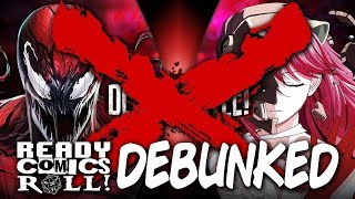 Carnage Vs Lucy (Marvel Vs Elfen Lied) Death Battle Debunked