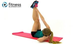 Ultimate Workout for Belly Fat Loss - Cardio and Abs Workout