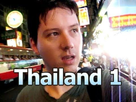 Thailand - 1. Hot in Bangkok!