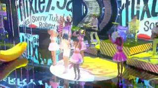 Клип Katy Perry - California Gurls (live)