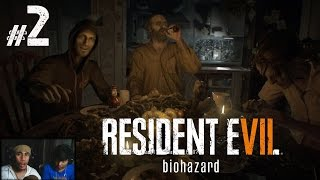 Resident Evil 7 Biohazard | PART 2 (PC) | MEET THE BAKERS | Gameplay Playthrough