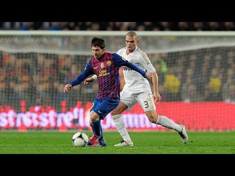 Messi vs Pepe