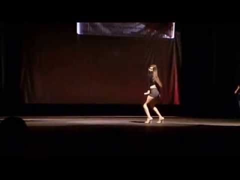 Kpop World Fest 2014 El Salvador- Dance Cover by Roxy Sageth