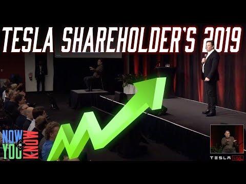 2019 Tesla Shareholder Meeting | In Depth