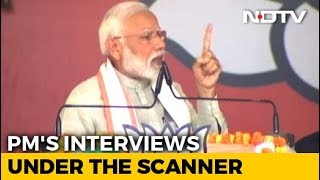 Fact check: Was PM Modi's Interview Scripted