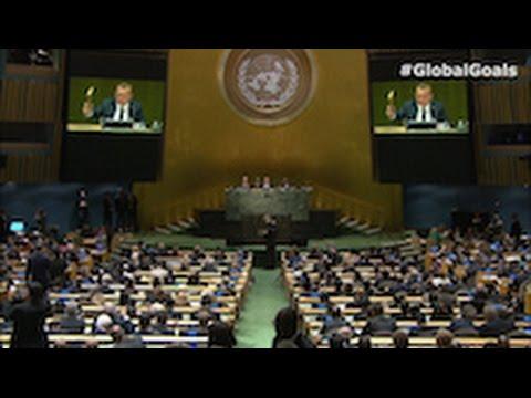 Highlights of the UN Sustainable Development Summit