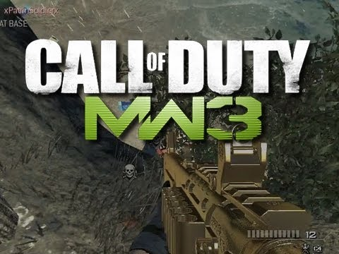 MW3 - Having Fun with Strangers #24 (Speedy Sings Trololo Song)