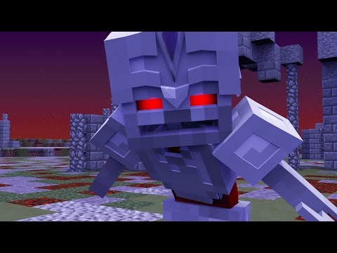 the Herobrine - Minecraft Parody: Eminem - The Monster (minecraft Song Parody Art) video