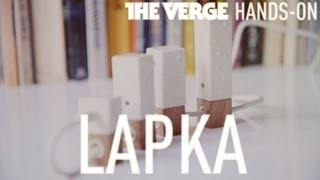Lapka for iPhone_ plug in to the world around you