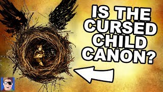 "Is ""Harry Potter and the Cursed Child"" Canon?"