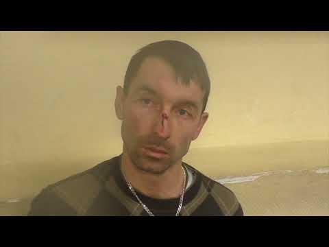 Погоня за трактором на ул. Пугачева. Место происшествия 13.12.2017