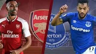 Trực tiếp Arsenal  vs Everton -  vòng 6 Ngoại hạng Anh 2018/19
