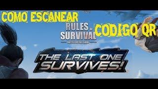 COMO ESCANEAR RULES OF SURVIVAL NO PC SEM EMULADOR!!!