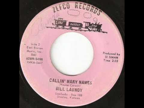 Eddy Arnold - Calling Mary Names