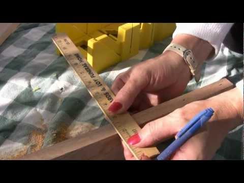 Making a Home Made Folding Bucksaw