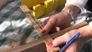 Cooking | Making a Home Made Folding Bucksaw | Making a Home Made Folding Bucksaw