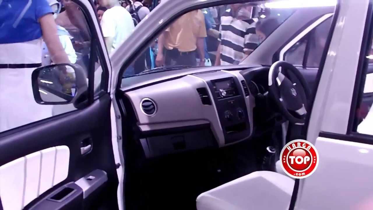 Interior Suzuki Karimun Wagon R