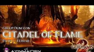 Group Dungeon – Citadel of Flame (Path 1)