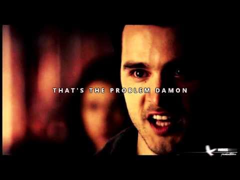 Enzo + Damon | I don't wanna hate you