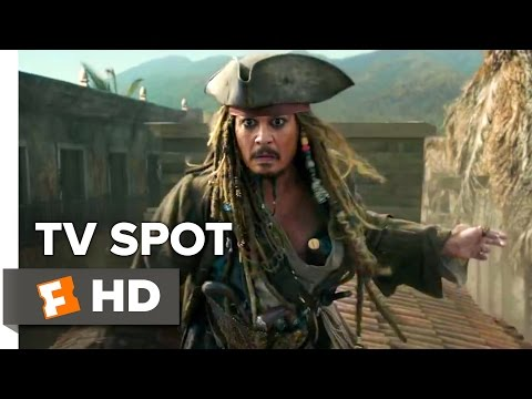 Pirates of the Caribbean: Dead Men Tell No Tales Extended TV Spot (2017) | Movieclips Trailers