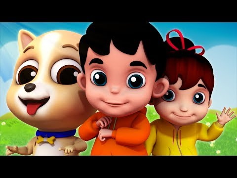 Nursery Rhymes Collection | Kids Rhymes | Songs For Babies | Preschool Rhyme | Junior Squad