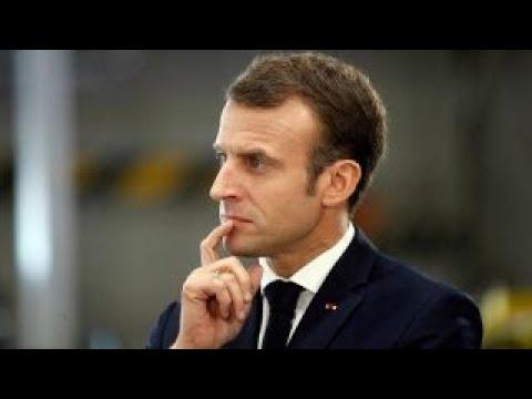 Macron warns against nationalism calling it a 'betrayal of patriotism'