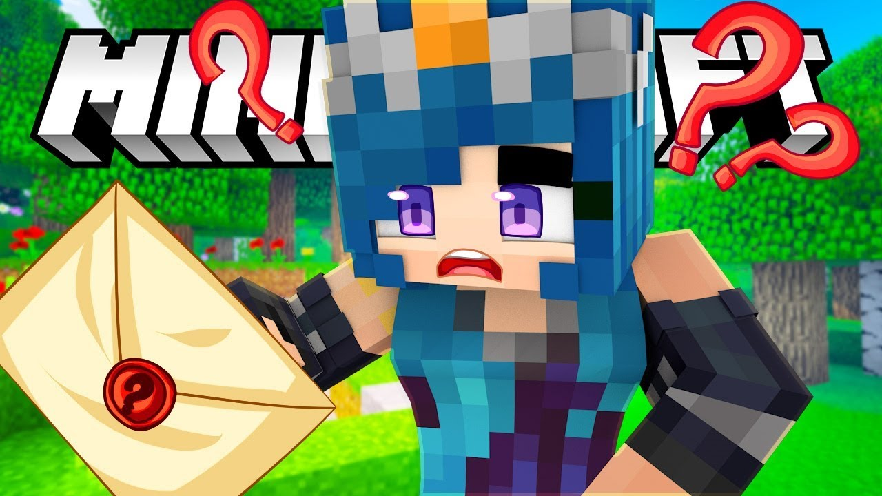 WHO SENT THIS LETTER!? | Krewcraft Minecraft Survival | Episode 29