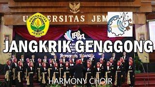 Harmony Choir - Jangkrik Genggong (Arr. Paul Widyawan)