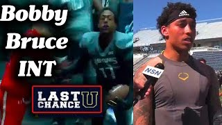 False Reports on Malik Henry! Bobby Bruce Interception! Isaih Wright & More! (Last Chance U News)