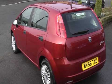 Seven Acre Car Sales - Fiat Grande Punto 1.2 Active 5dr - £4995