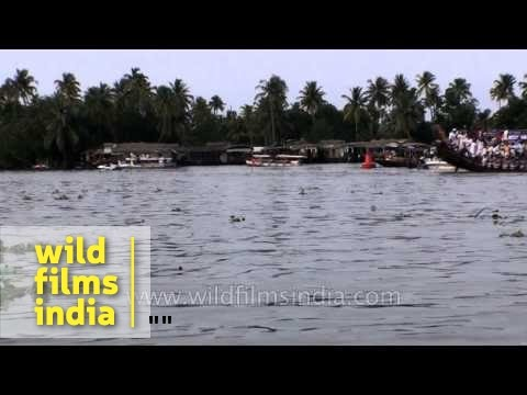 Nehru Trophy boat race : one of the most ferociously fought races of modern day