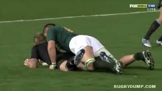 Bakkies Botha - Rugby's Biggest Thug