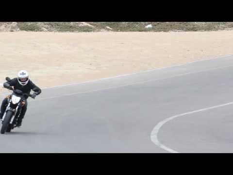 Francisco Morales - Yamaha FZ16