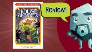 Choose Your Own Adventure: House of Danger Review - with Zee Garcia