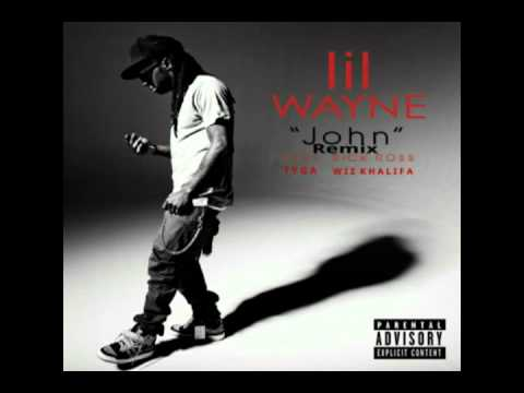 Lil Wayne - John Remix Ft. Wiz Khalifa, Rick Ross, & Tyga video