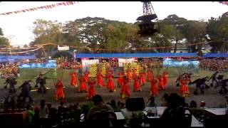 (teddy trompeta)Zarraga Pantat Festival 2014(Tribu Lambo 2nd placer-best in music)- teddy trompeta