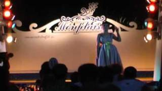 marcasite jewelry fashion show in 20th anniversary of Monplaisir.avi
