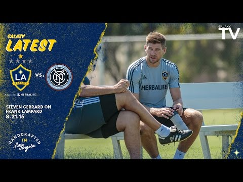 "Gerrard on Lampard: ""when we're competing... it's war"" 