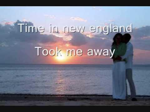 Barry Manilow Weekend In New England Lyrics