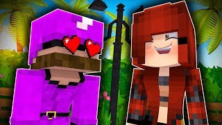 Minecraft Friends - I LIKE THE NEW GIRL !? (Minecraft Roleplay)